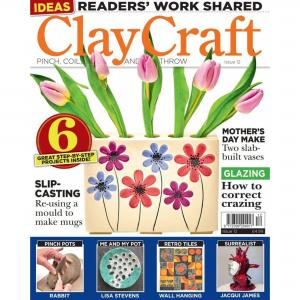 ClayCraft Magazine Issue 12 ,stockcode:9M9296-17