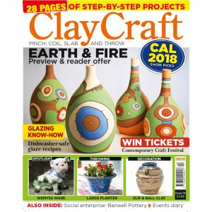 Claycraft Magazine Issue 14 ,stockcode:9M9296-19