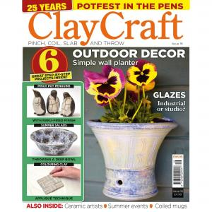 Claycraft Magazine Issue 16 ,stockcode:9M9296-21