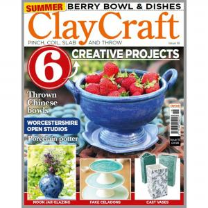 Claycraft Magazine Issue 18 ,stockcode:9M9296-23