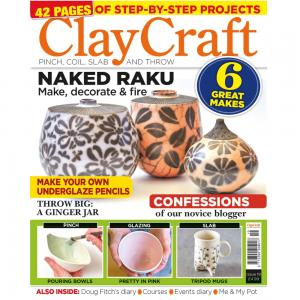 Claycraft Magazine Issue 19 ,stockcode:9M9296-24