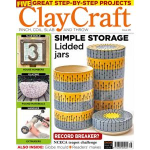 Claycraft Magazine Issue 28 ,stockcode:9M9296-33