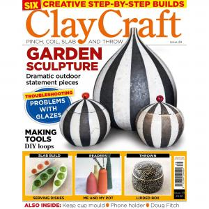 Claycraft Magazine Issue 29,stockcode:9M9296-34