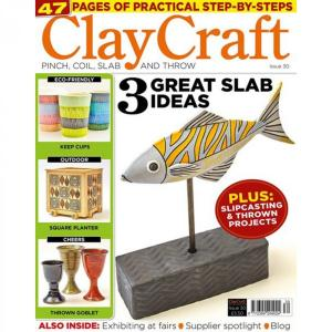 Claycraft Magazine Issue 30 ,stockcode:9M9296-35
