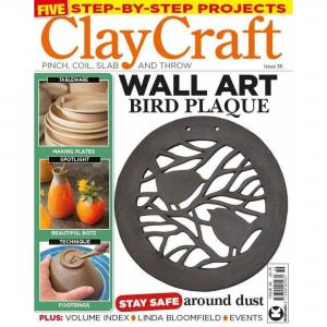 Claycraft Magazine Issue 36,stockcode:9M9296-41