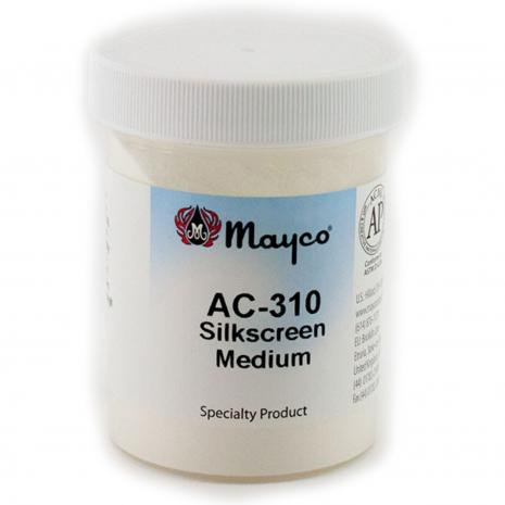 Silkscreen Media 4oz,stockcode:AC-310