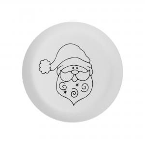 Santa Party Plate ,stockcode:BW-BU6700L