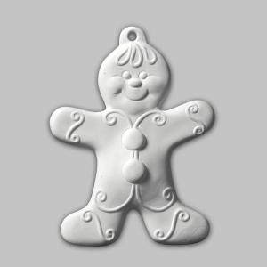Gingerbread Boy Orn. ,stockcode:BW-MB1312