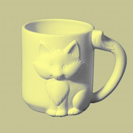 Fox Mug / Case,stockcode:BW-MB1395Y