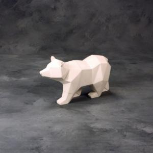 Faceted Bear ,stockcode:BW-MB1540