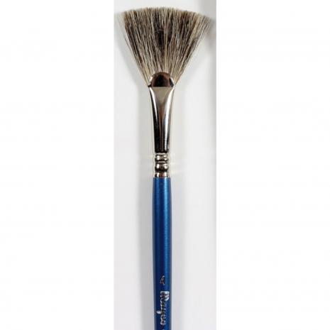 Mayco No.4 Soft Fan Brush,stockcode:CB-604