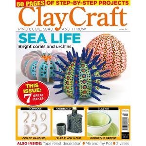 Claycraft Magazine Issue 24 ,stockcode:9M9296-29
