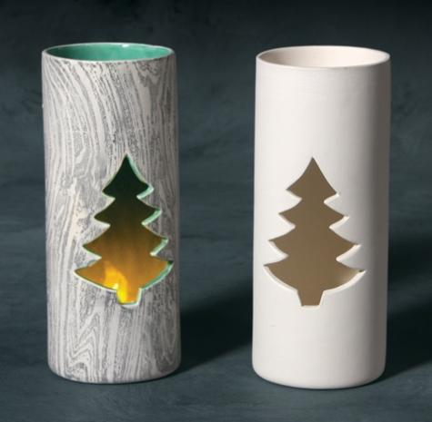 "Xmas Tree Votive Hol:6c/s:8""x3.25"",stockcode:BW-MB1308"