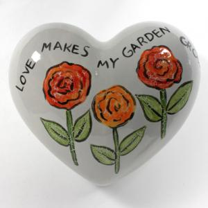 "Heart Paperweight:4c/s:6.5""x5.75""x2.75"" ,stockcode:BW-MB1322"