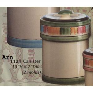 "Canister 10x7""dia ,stockcode:MOAR1121"