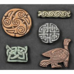 Celtic Designs Mold ,stockcode:MOCD1217