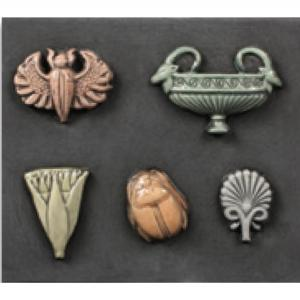 Egyptian Sprig Mould ,stockcode:MOCD1218