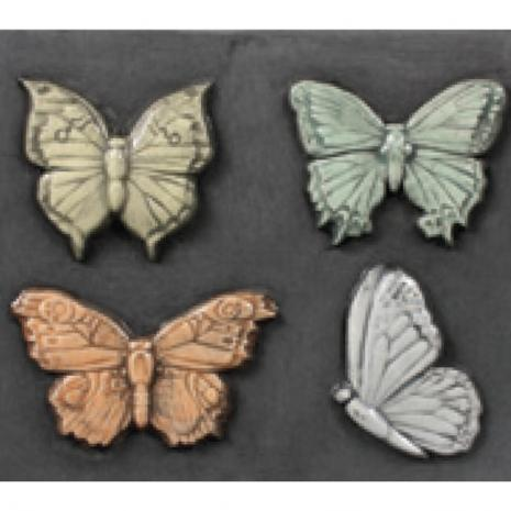 B'flies Sprig Mould,stockcode:MOCD1261