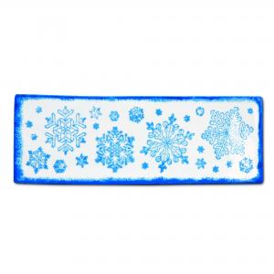 Snow Stars Stamp ,stockcode:ST-102