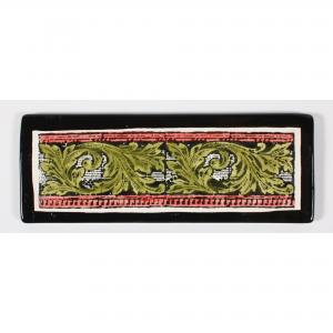 Carved Border Stamp ,stockcode:ST-347