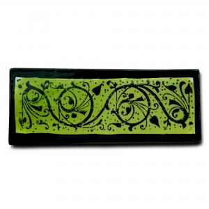 Ornate Border Stamp ,stockcode:ST-368