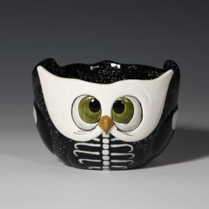 "Owl Bowl:6c/s:4""x5.5"" ,stockcode:BW-MB1350"