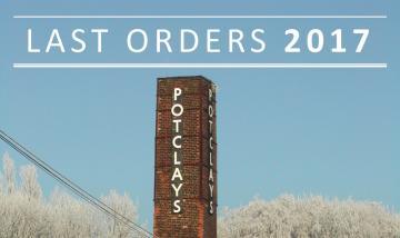 Last Orders 2017