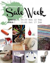 Potclays Sale Week 12-17 February
