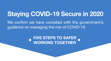 COVID-19 Secure Statement