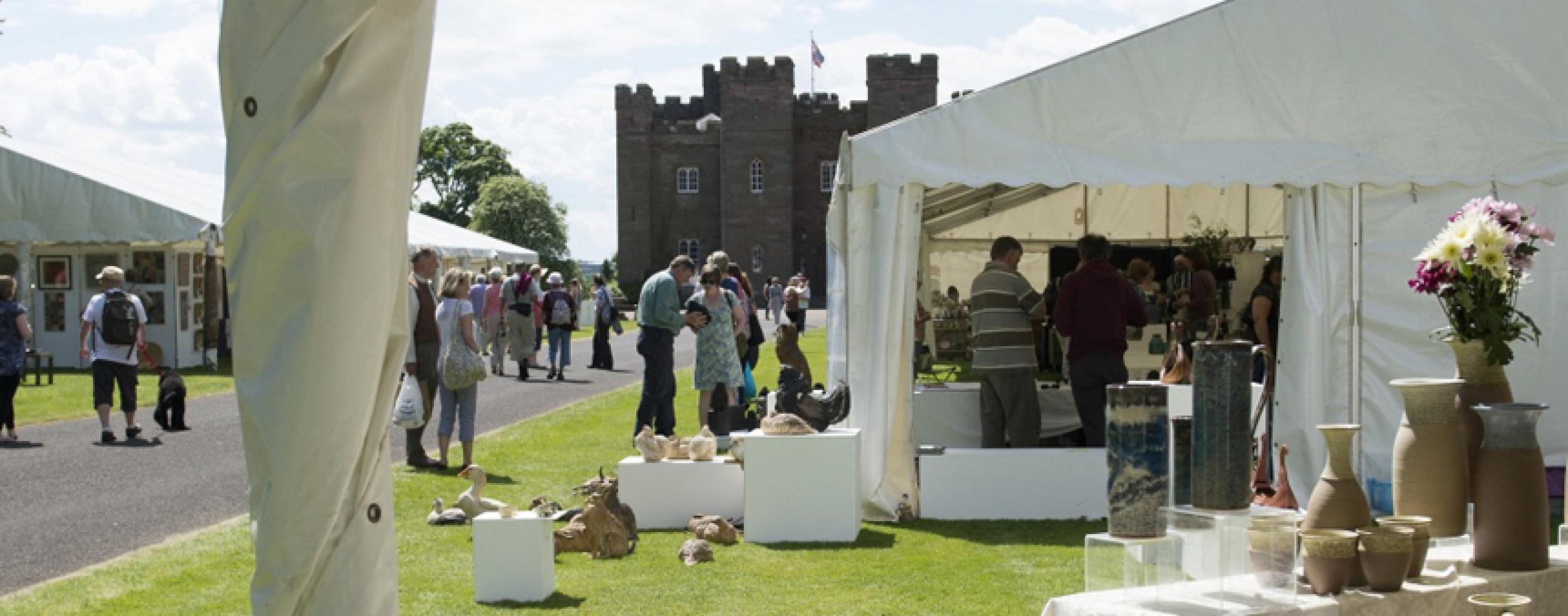 Potclays are exhibiting at Potfest Scotland 7-9 June