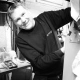 Wilf Smallman Kiln Technician