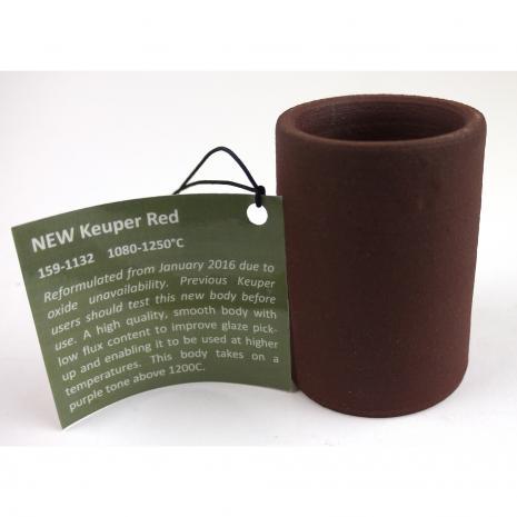 New Keuper Sanded Red, stockcode:159-3240