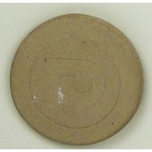Buff Earthenware/Stoneware Casting Slip 5lt, stockcode:160-1205