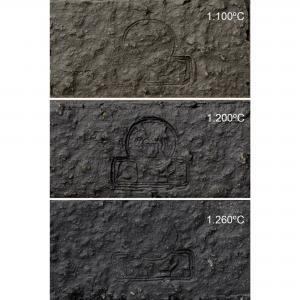 Vulcan™ Black Stoneware (Extra Coarse) 164-VUX: 1200-1260C, stockcode:164-VUX