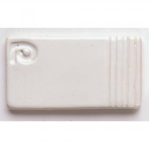Glossy White Tin 2241M: 1020-1080C (L), stockcode:2241M