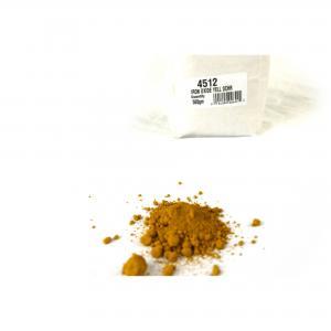 Iron Oxide Yellow Ochre, stockcode:4512