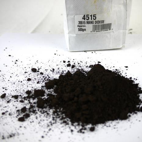 Manganese Dioxide, stockcode:4515