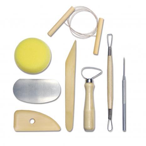 Starter Tool Kit for Throwing 8pc, stockcode:5829-01T
