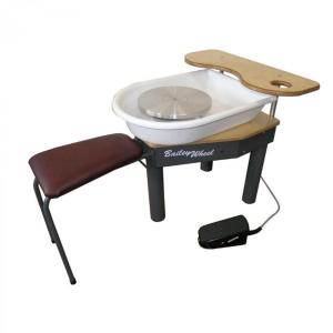 Bailey Potter's Wheel complete with Seat & Shelf, stockcode:7001-01