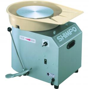 Shimpo Whisper RK3D Direct Drive Potter's Wheel 400W, stockcode:7004-W3D