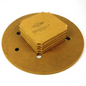 Wonderbat adaptor set for the Shimpo tabletop wheels, stockcode:7015-WDASP