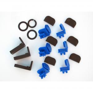 Giffin Grip Blue Slider Tune Up Kit, stockcode:7023-05