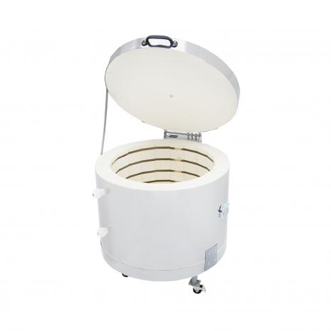 Potclays S43EX Silver top loading kiln only, stockcode:800-0043
