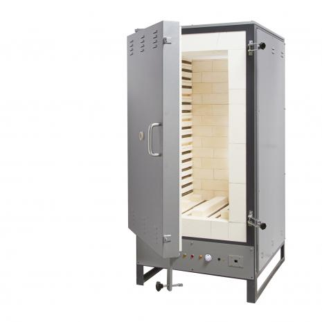 EP117 Front-loading kiln, complete with T/C & ST215 Controller, stockcode:800-4117P