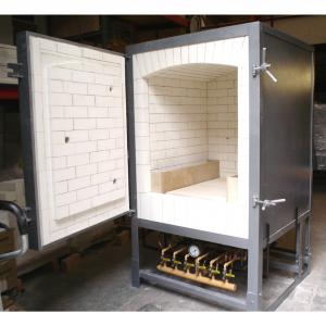 Potclays Thor NGK240 Gas Kiln. Capacity 23.8cf, stockcode:800-6240
