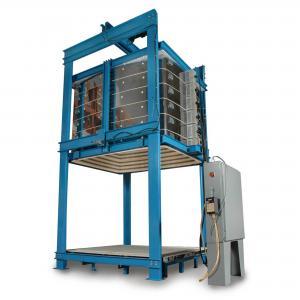 L&L 100cuft Da Vinci Industrial Jumbo Bell Lift Kiln, stockcode:800-8900