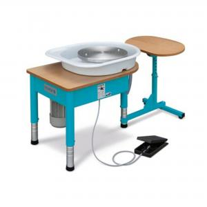 Potters Wheel HMT 500 with seat, stockcode:800-9701