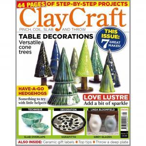 Claycraft Magazine Issue 21,stockcode:9M9296-26