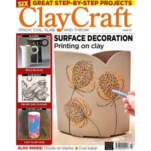 Claycraft Magazine Issue 22,stockcode:9M9296-27