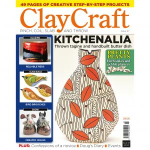 ClayCraft Magazine Issue 27, stockcode:9M9296-32
